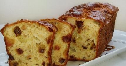 Кекс из свеклы с сыром моцарелла