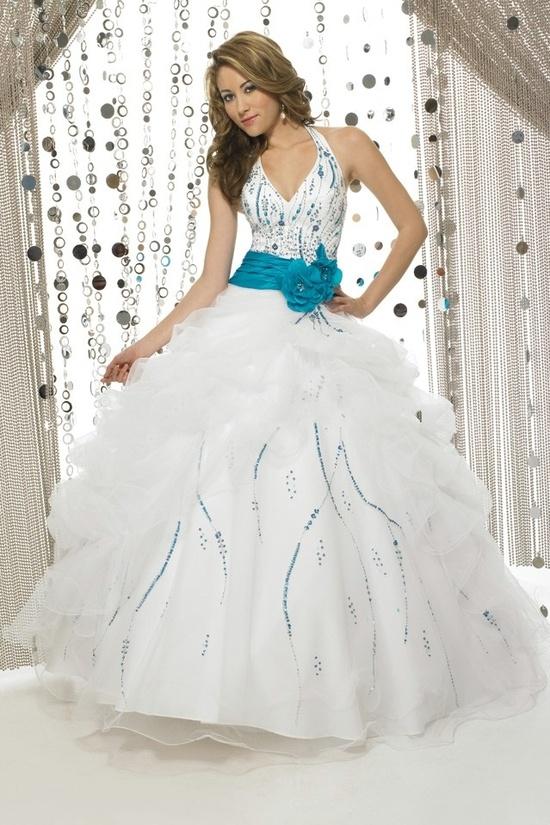 Бальное платье на выпускной фото