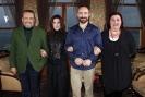 Сериал Великолепный век - актеры на съемках