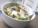 Салат из цукини с кедровыми орешками
