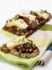 Тартинки с сыром реблошон и шампиньонами