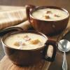 Сырно-луковый суп-пюре