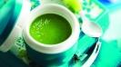Гороховый суп быстрого приготовления с кленовым сиропом