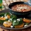 Острый гороховый суп с чоризо быстрого приготовления