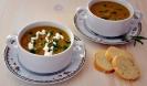 Ароматный гороховый суп с прованскими травами