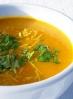 Морковно-кокосовый суп