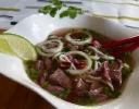 Вьетнамский говяжий суп фо бо