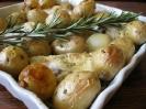 Кролик с горчицей и картофелем