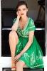 Модный зеленый цвет