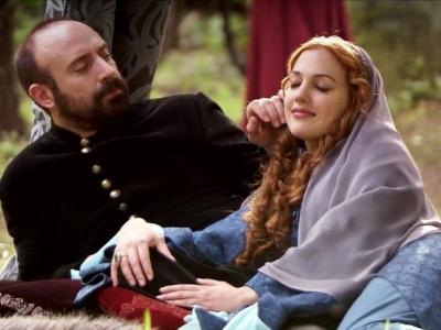 Великолепный век актеры Султан Сулейман и Хюррем Султан