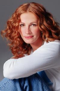 какой цвет волос подходит к карим глазам Julia_Roberts