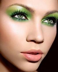 уроки макияжа как выделить глаза