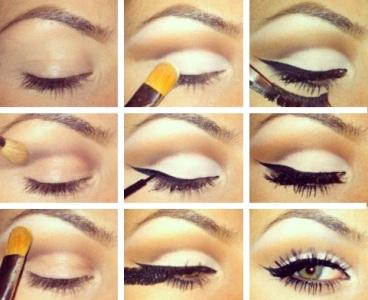 Как сделать макияж инструкция