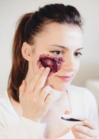 питательная маска для лица с проблемной кожей