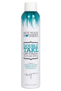 Not Your Mother's Double Take Dry Finish Texture Spray для волос