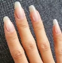 наращивание ногтей гелем опасно или нет