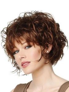 Укладка волос временная