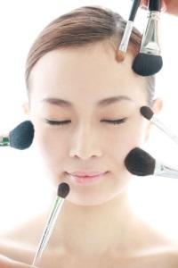уроки макияжа для новичков виды кистей