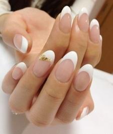 миндалевидная форма ногтей