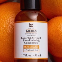 сыворотка Kiehl's Powerful-Strength line-Reducing Concentrate