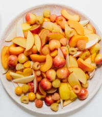 фрукты и овощи для стройности фигуры