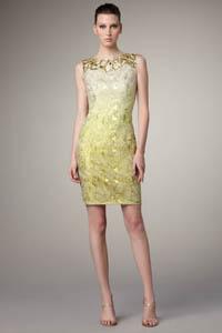 платья парча