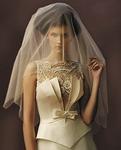 Модные тенденции 2006 - нетрадиционное свадебное платье