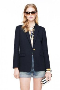 женские пиджаки 2014 J.Crew