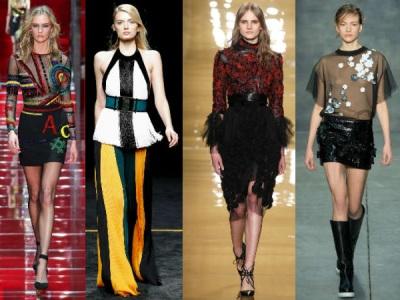модные блузки и рубашки оригинального дизайна осень зима 2015 2016