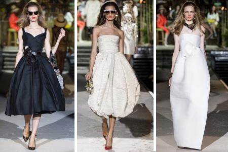 вечерние платья 2014 Dsquared