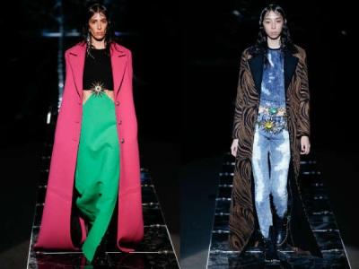 длинные женские пальто осень зима 2015 2016