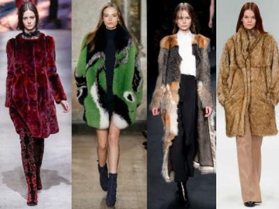меховые пальто осень зима 2015 2016