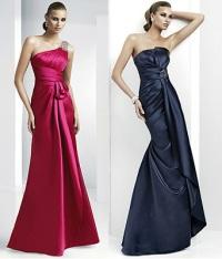 Выпускное платье: стиль юной грации (125 фото)