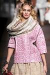шарф модный