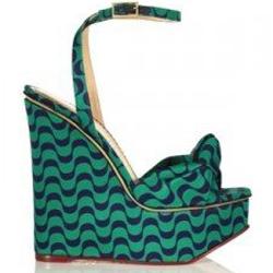 новые модели дизайнерской обуви 2013 Charlotte Olympia