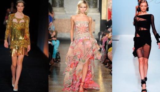 что будет в моде весна 2012