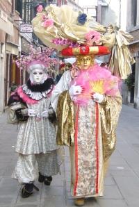 венецианские карнавальные костюмы