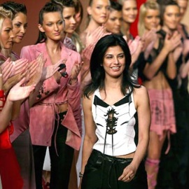 лучшие модные дизайнеры Индии Ritu Beri