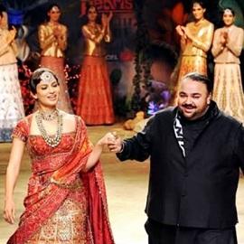 лучшие модные дизайнеры Индии JJ Valaya