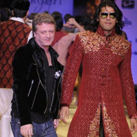 лучшие модные дизайнеры Индии Rohit Bal