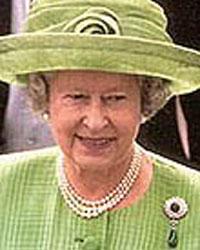 королевские драгоценности с изумрудами