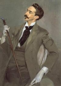 мужская одежда викторианской эпохи