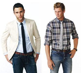 одежда мужчины для первого свидания
