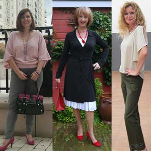 сорок пятьдесят лет одеваться стильно
