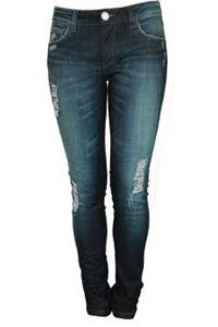 модные джинсы Beija Flor