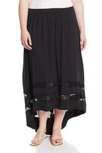 faldas largas para las mujeres obesas, ropa de mujer, moda en calle, moda y estilo