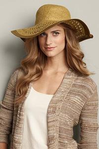 Как носить шляпки подбираем головной