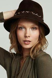 виды женских шляпок