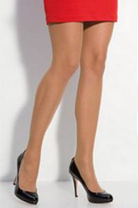 Девушки в капроновых колготках телесного цвета фото 153-433