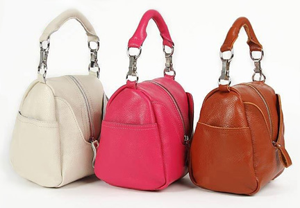 кожаные сумки